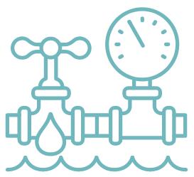 INCOM vous informe : l'arrêté du 10 septembre 2021 relatif à la protection des réseaux d'adduction et de distribution d'eau destinée à la consommation humaine contre les pollutions par retours d'eau est paru.